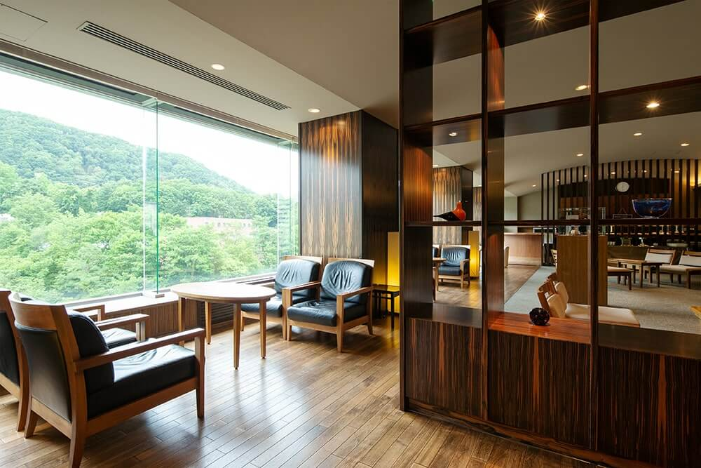 札幌定山渓<br>章月グランドホテル