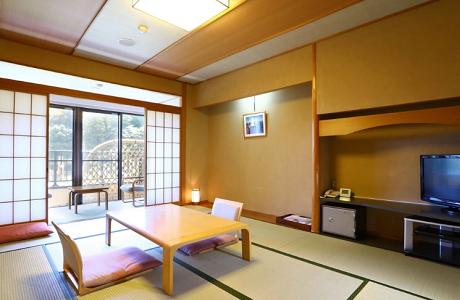 千代田荘 和室一例