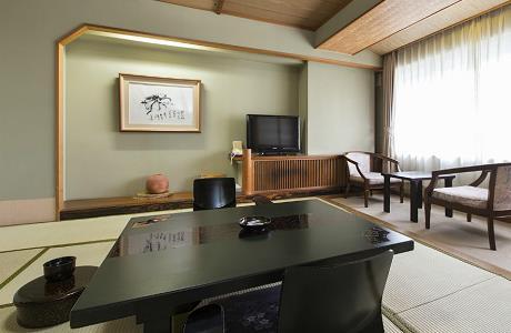 啄木亭 和室一例