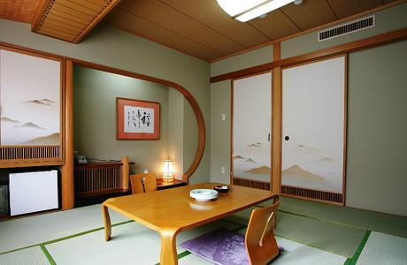 石水亭 和室一例