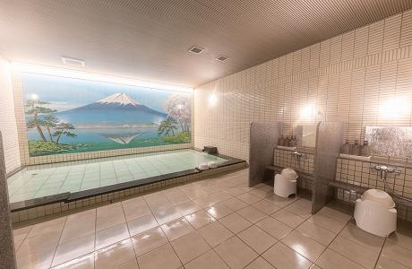 千代田荘 大浴場