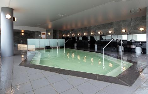 章月 浴場「天王の湯」